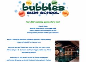 Bubblesswimschool.org thumbnail