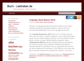 Buch-liebhaber.de thumbnail