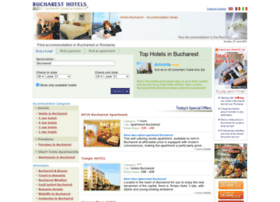 Bucharest-romania-hotels.ro thumbnail