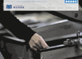 Buchbinderei-waniek.at thumbnail