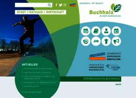 Buchholz.de thumbnail