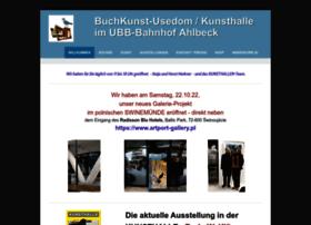 Buchkunst-usedom.de thumbnail