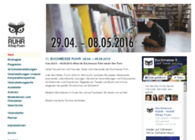 Buchmesse-ruhr.de thumbnail