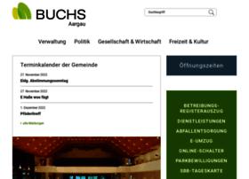 Buchs-aargau.ch thumbnail