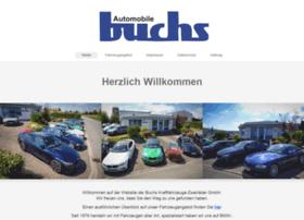 Buchs-auto.de thumbnail