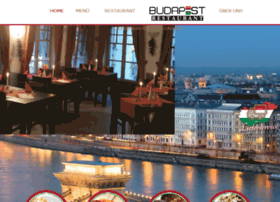 Budapest-restaurant.de thumbnail