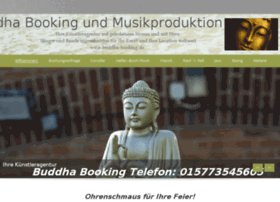 Buddha-booking.de thumbnail