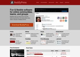 Buddypress.org thumbnail