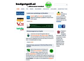 Budgetgolf.nl thumbnail
