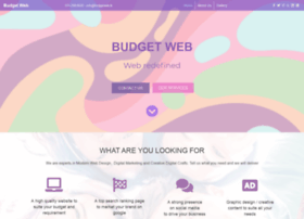 Budgetweb.lk thumbnail