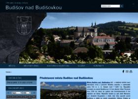 Budisov.eu thumbnail