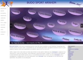 Budosportarnhem.nl thumbnail