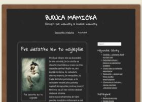 Buducamamicka.sk thumbnail