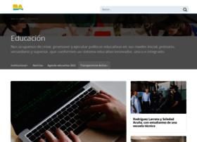 Buenosaires.edu.ar thumbnail