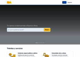 Buenosaires.gob.ar thumbnail