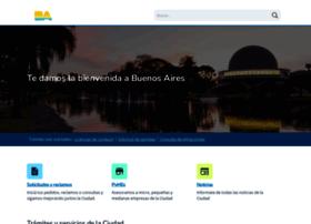 Buenosaires.gov.ar thumbnail
