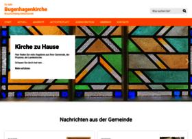Bugenhagen-kirche.de thumbnail