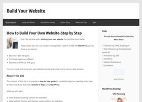 Build-your-website.co.uk thumbnail