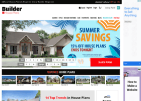 Builderhouseplans.com thumbnail
