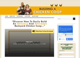 Buildingachickencoop.com thumbnail