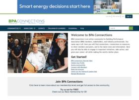 Buildingperformancecommunity.org thumbnail