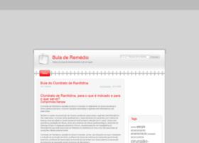 Buladeremedio.com.br thumbnail