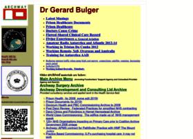 Bulger.co.uk thumbnail