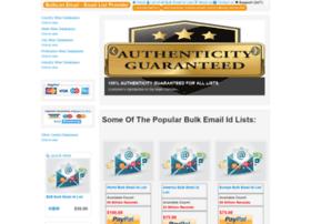 Bulklist.email thumbnail