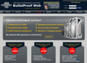 Bulletproof-web.ru thumbnail