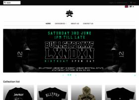 Bulletproofgymwear.co.uk thumbnail