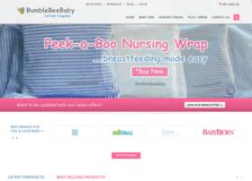 Bumblebeebaby.co.uk thumbnail