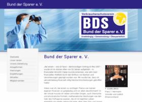 Bund-der-sparer.de thumbnail