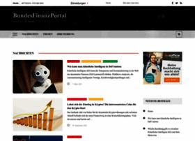 Bundesfinanzportal.de thumbnail