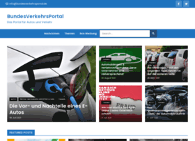Bundesverkehrsportal.de thumbnail