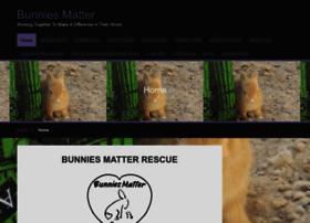 Bunniesmatter.org thumbnail