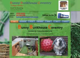 Bunnybunkhousecoventry.co.uk thumbnail