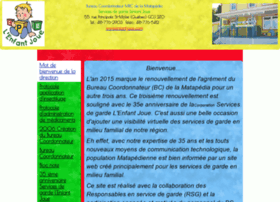 Bureaucoordonnateurdelamatapediaservicesdegardelenfantjoue.info thumbnail
