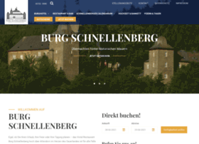 Burg-schnellenberg.de thumbnail