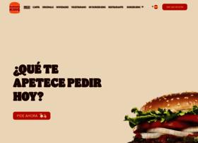 Burgerkingencasa.es thumbnail