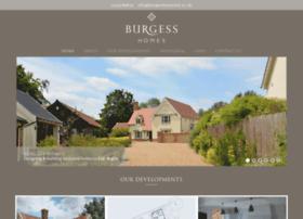 Burgesshomesltd.co.uk thumbnail
