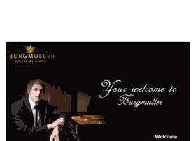 Burgmuller.de thumbnail