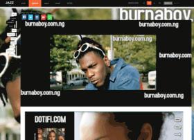 Burnaboy.com.ng thumbnail