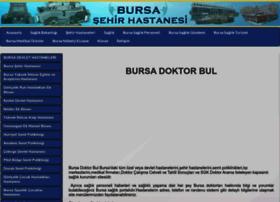 Bursasehirhastanesi.net thumbnail