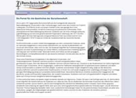 Burschenschaftsgeschichte.de thumbnail