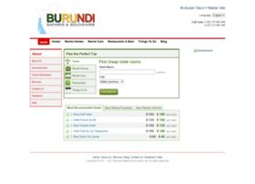 Burundisafari.com thumbnail