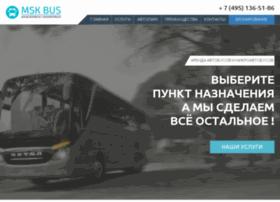Bus-msk.ru thumbnail