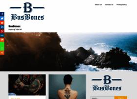Busbones.com thumbnail