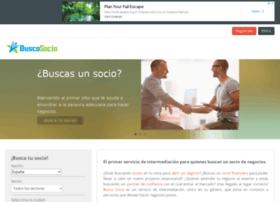 Buscosocio.info thumbnail