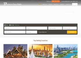 Business-class-flight.co.uk thumbnail