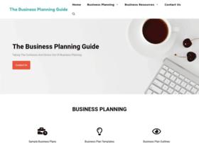 Business-plans-guide.com thumbnail